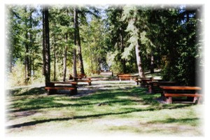 Bc provincial parks with electrical hookups for rv