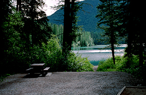 Invermere lake bc campgrounds with hookups
