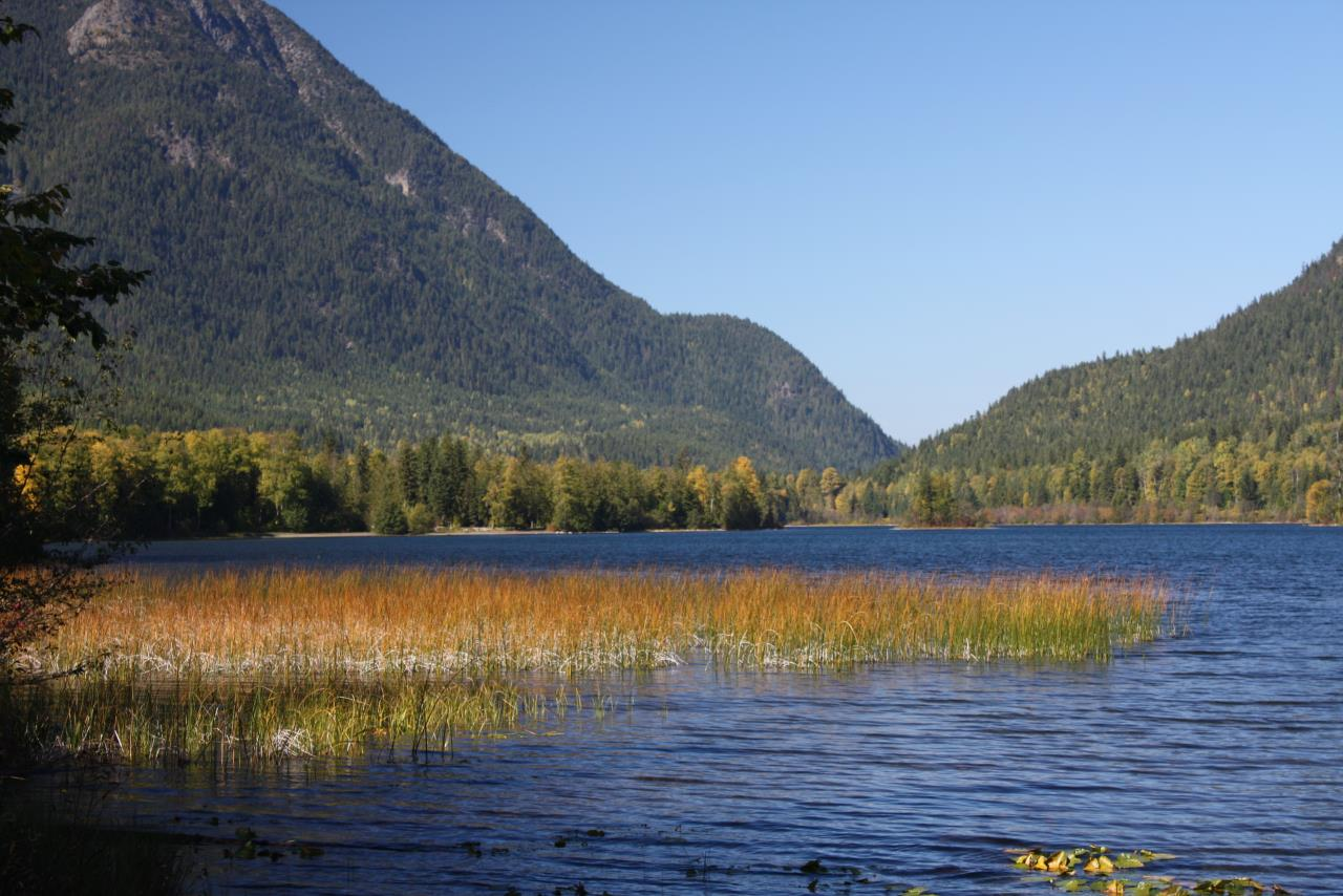 Summit Lake Provincial Park
