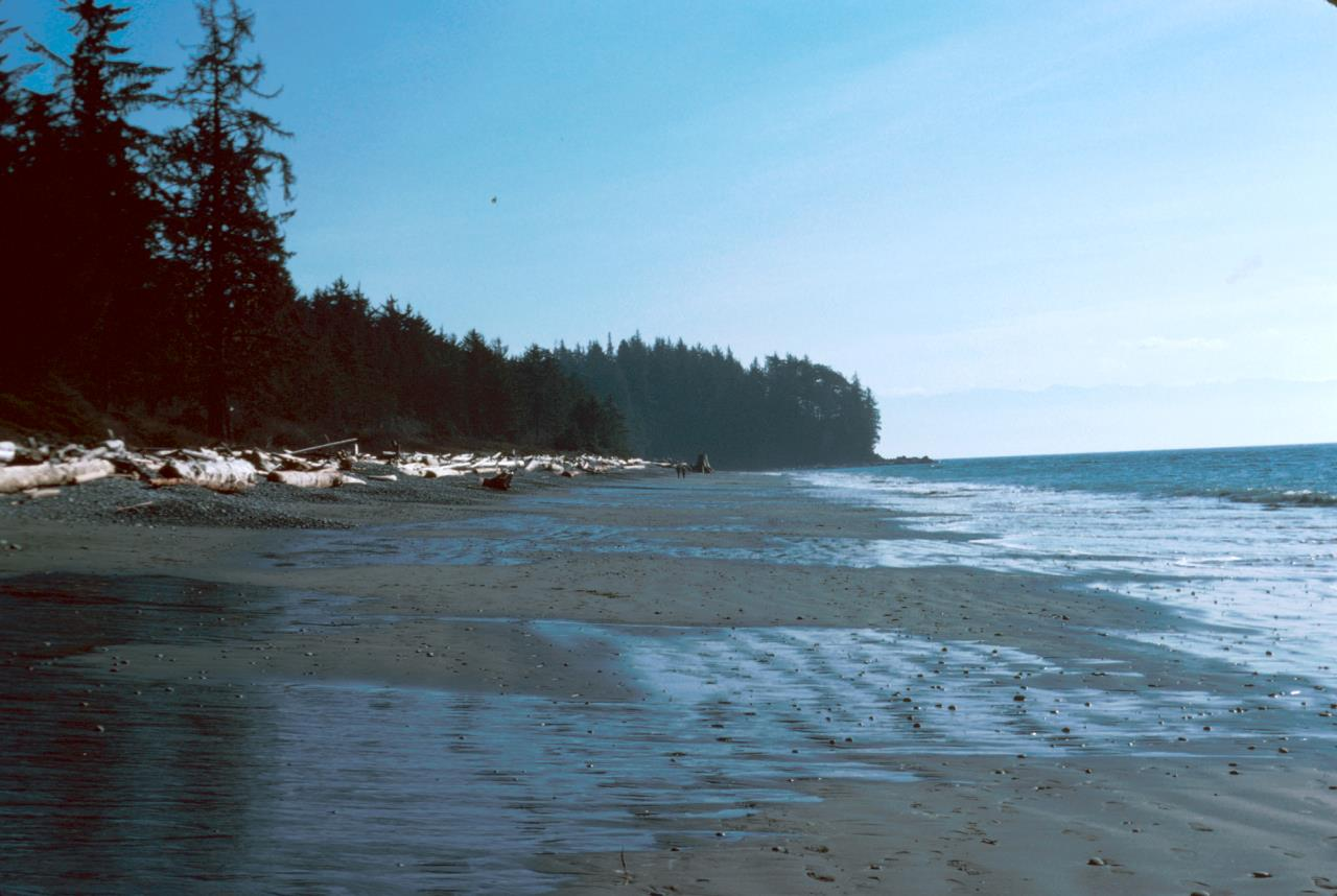 French Beach Provincial Park